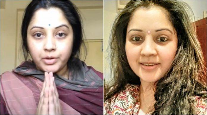Tamil actress Vijayalakshmi attempt Suicide