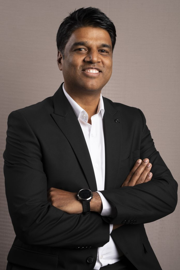 Ganesh Raju, Founder and CEO, Turbostart | Motiverge