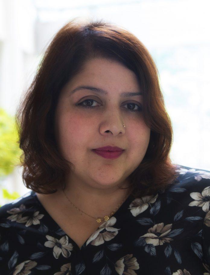 Itisha Peerbhoy, Head Marketing, Ken42