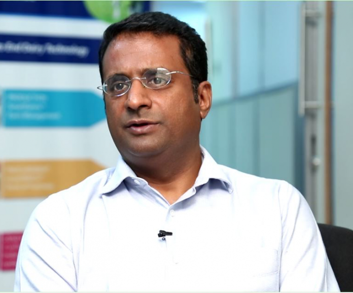 Ranjith Mukundan, Co-founder and CEO of Stellapps
