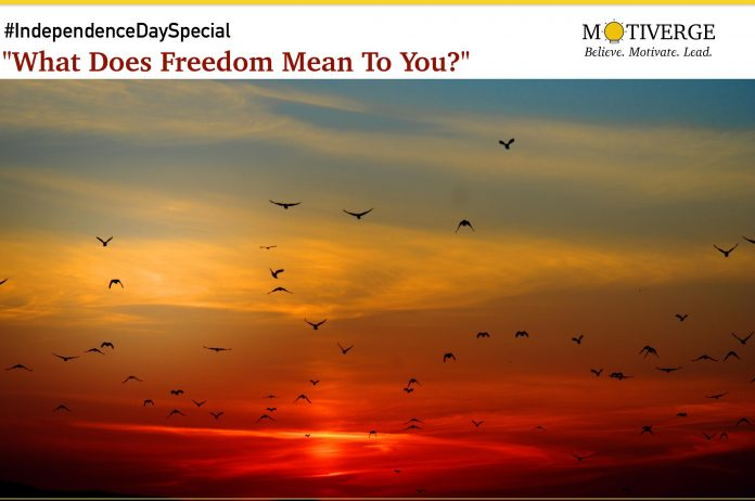What Does Freedom Mean to You_Motiverge..