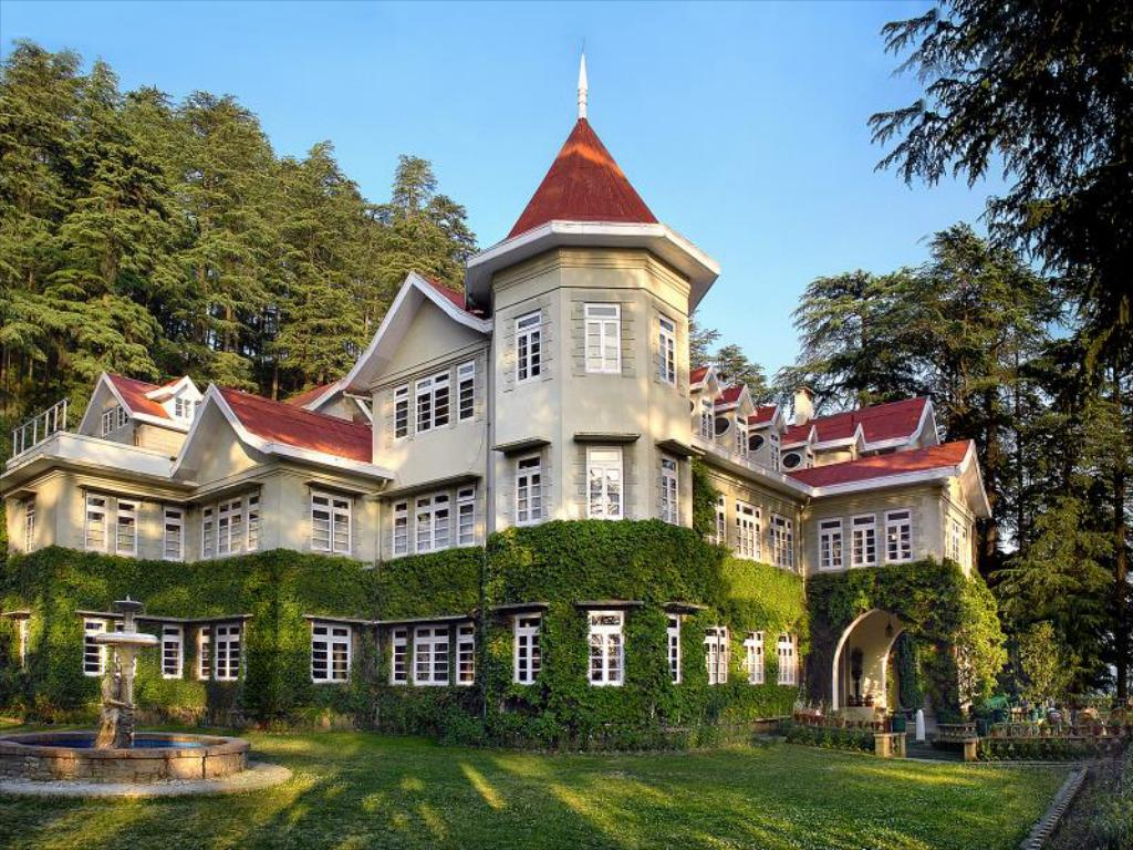 Woodville Palace by Signum Shimla India