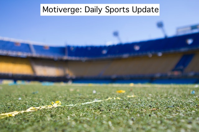Motiverge: Daily Sports Update