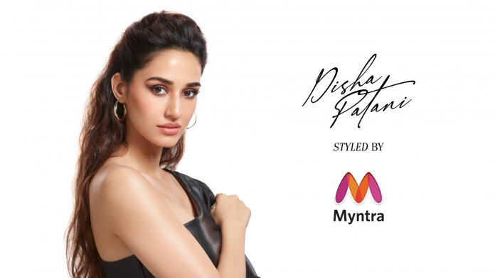 Myntra announces actress Disha Patani as it's first-ever 'Beauty' brand ambassador