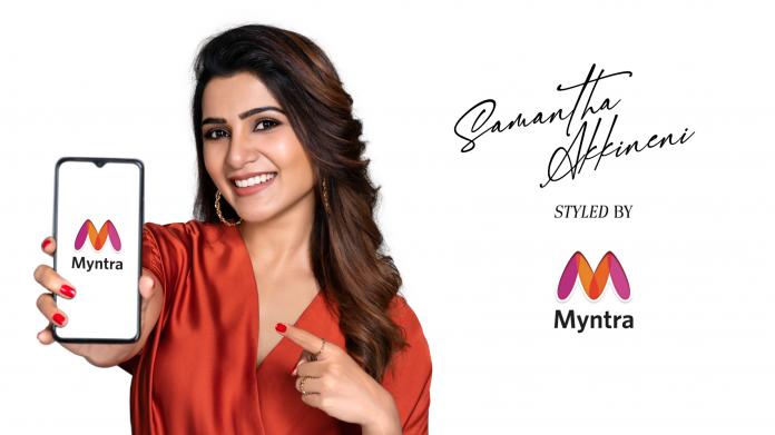 Myntra announces South Cine Star, Samantha Akkineni as its brand ambassador
