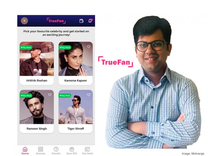 Startup Feature Story_Motiverge_Nimish Goel, CEO and Co-Founder of TrueFan