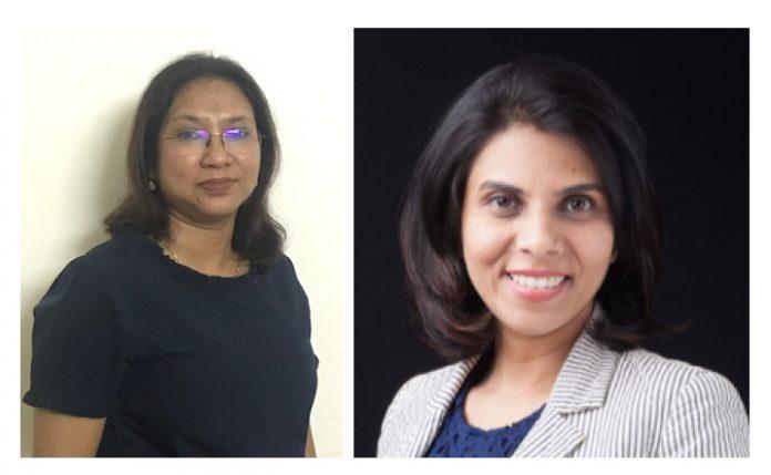 Image (L to R): Moytreyee Konwar, Vice President - upGrad Enterprise and Minaxi Indra - President - upGrad Enterprise Business
