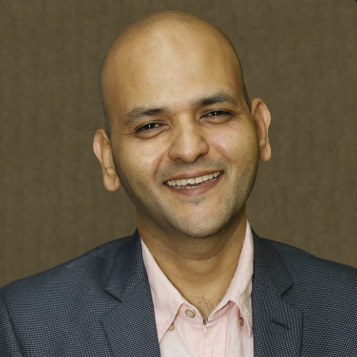 Dhyanesh Bhatt, CEO and Co- founder of Gramcover