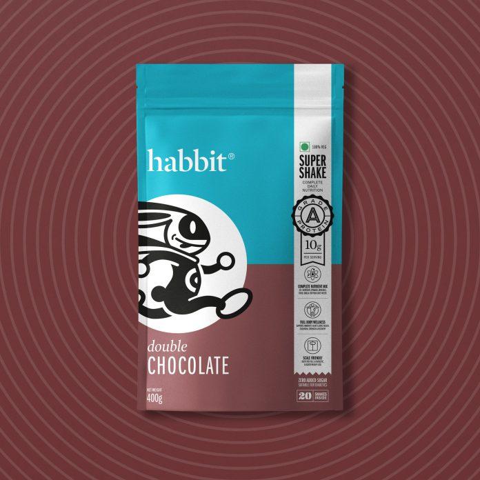 Habbit Super Shake   Daily Nutrition Shake