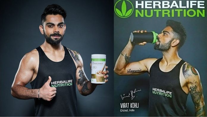 Herbalife Nutrition & Virat Kohli Renew Partnership