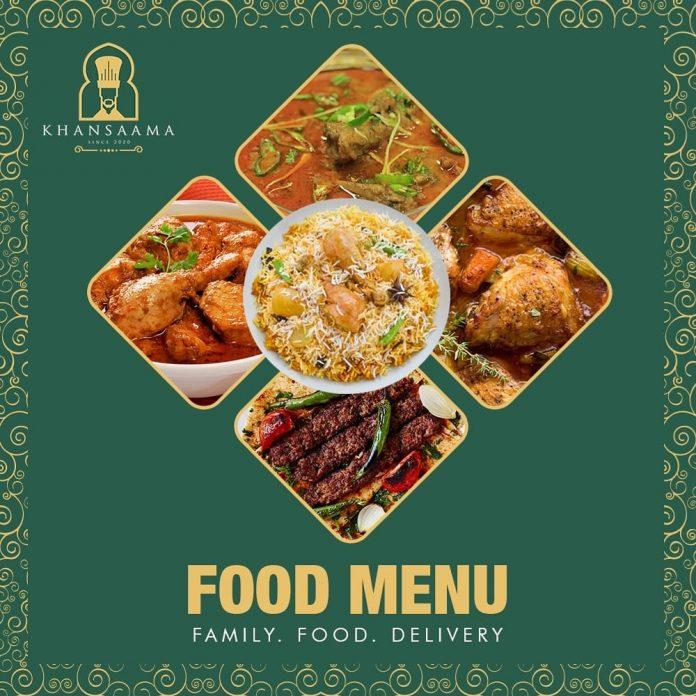 Khansaama Food Menu