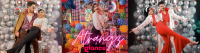 Atrangz Throws a Retro Themed Valentine's Day Party in Association with Glance