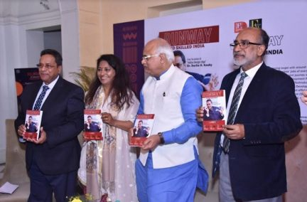 Noted Educationist Dr. Darlie Koshy's New Book Unveiled at the India Craft