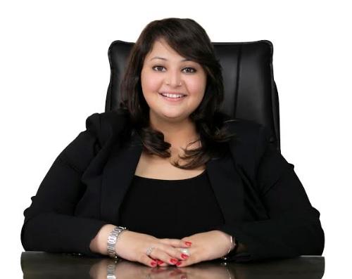 young beauty entrepreneur Sargam Dhawan Bhayana Tressmart