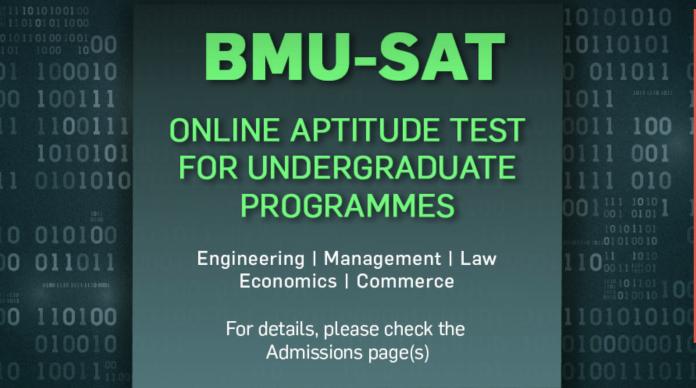 BML Munjal University to Admit Students through BMU-SAT Entrance Test