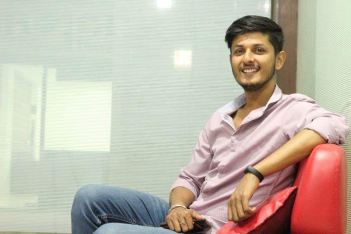 Anubhav Dubey, Co-founder, Chai Sutta Bar