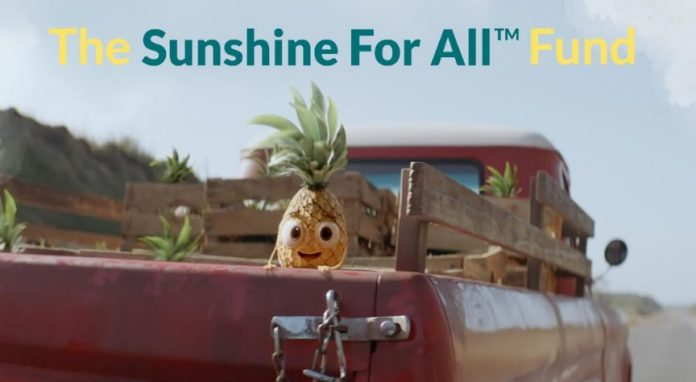 Dole Launches Sunshine for All Fund Fueling Innovation to Close the Gaps on Good Nutrition