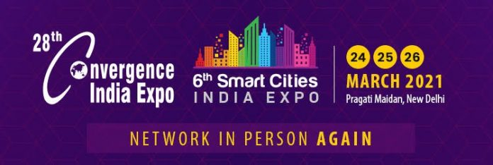 FinTech Summit held at the 28th Convergence India and 6th Smart Cities India 2021 Expo