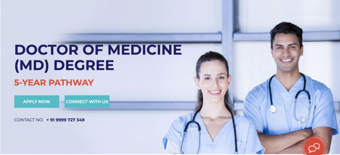 Admissions for the New 2021 Class are Now Open for Ramaiah Group of Institutions' and St. George's University's Pathway to a Doctor of Medicine MD