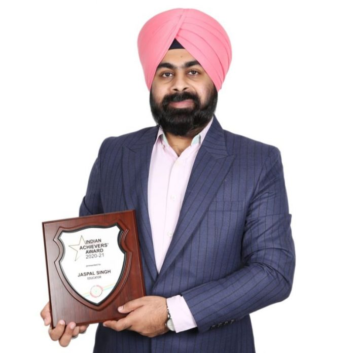 Unacademy Educator Jaspal Singh honored with Indian Achievers' Award