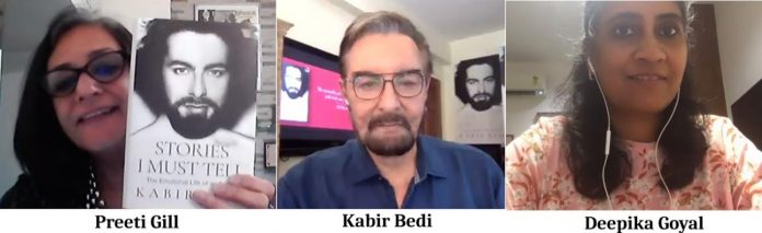Kabir Bedi : Even During My Hollywood Days I Knew I Would Come Back to India