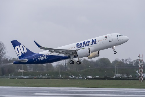 GoAir Lends Support to #BreakTheChain