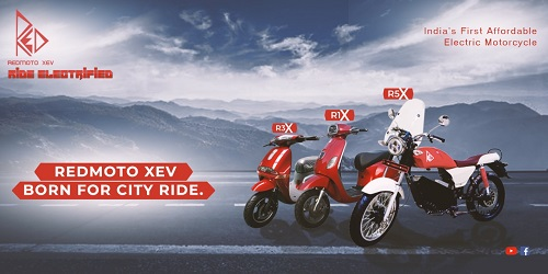 RedMoto XEV