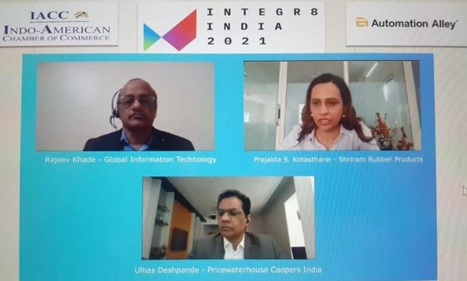 Integr8 India 2021: Concludes Next Course in Shaping Industry 4.0