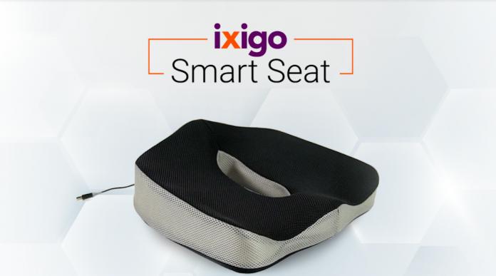 ixigo launches the anti-turbulence smart seat