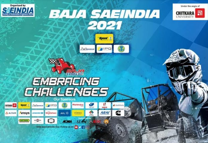 BAJA SAEINDIA 2021 Concludes Leg 2 of its 14th Edition