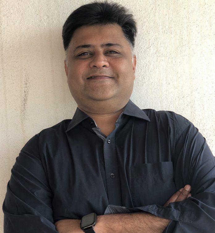 Prashant Radhakrishnan, Vice President of Sales and Marketing (India), SemaConnect