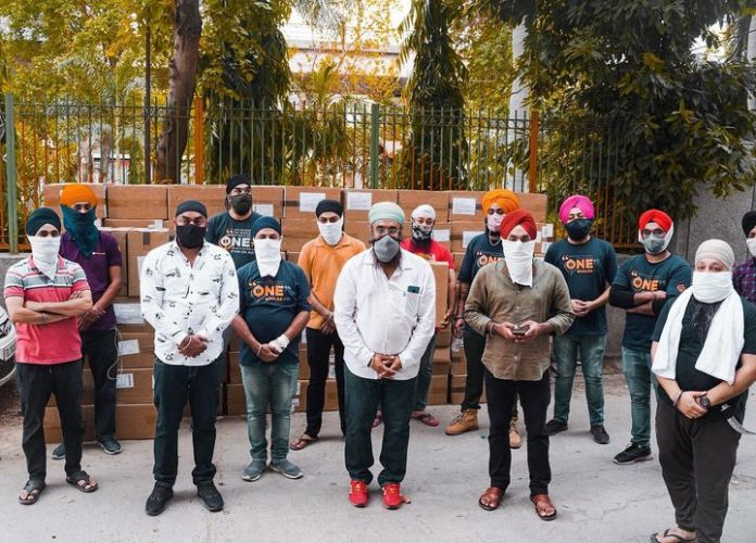 Khalsa Aid Raises Over Rs. 1 Crore in 3 Days through Crowdfunding to Procure Oxygen Concentrators