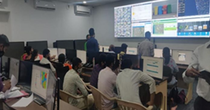 Control Centre of Mangaluru Smart City Helps in Fight Against COVID with Real Time Data