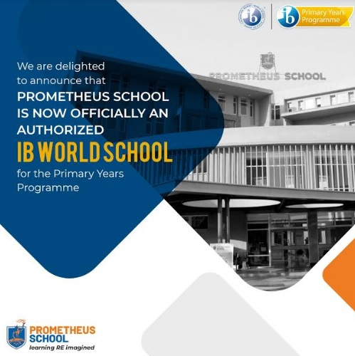 Prometheus School Transitioned from IB PYP Candidate School to PYP Authorised IB World School in its Second Year