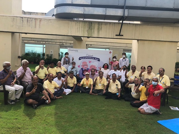 On World Grandparents Day, Manipal hospitals, Dwarka conducts health talk for elderly patients